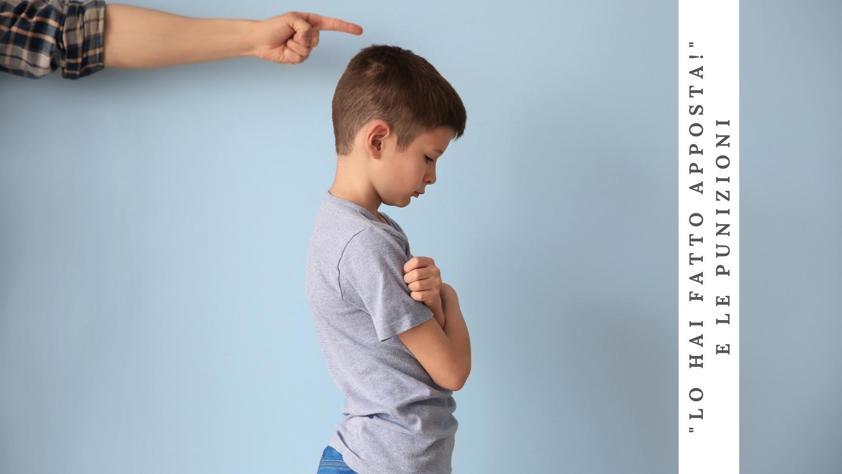 """""""Lo hai fatto apposta!"""", e altre frasi che ti allontanano da ciò che desideri per tuo figlio."""