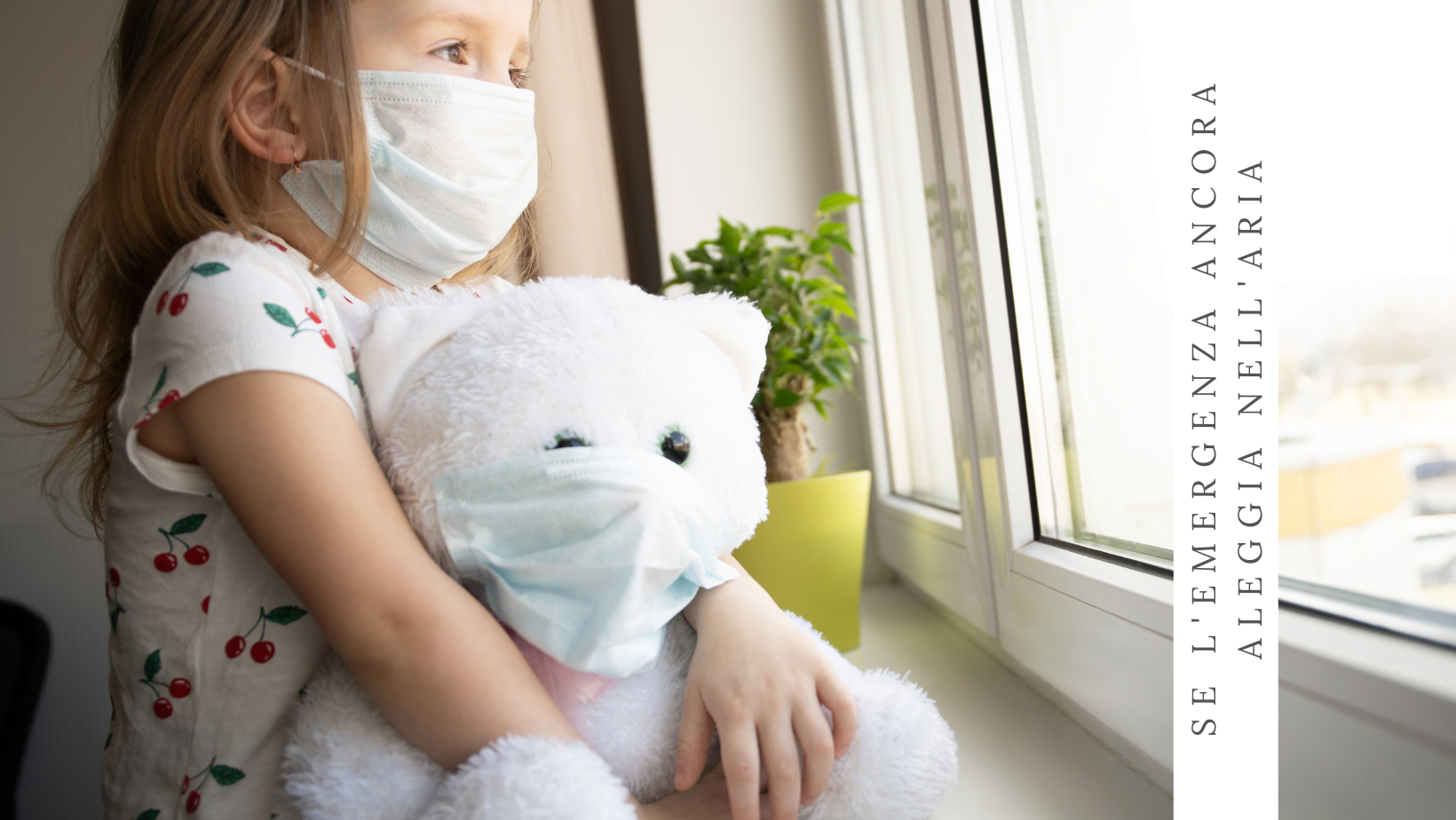 Se l'emergenza pandemica ancora aleggia nell'aria